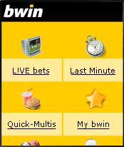 bwin Mobile Betting‏