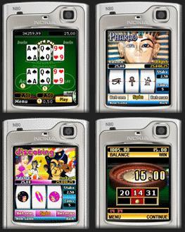 bwin Mobile Casino Screenshot