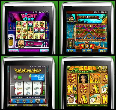 Casino Tropez Mobile Screenshots