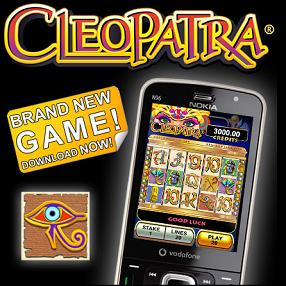 New Mobile Slots Games From Kerching