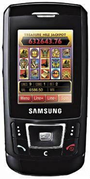 Popular Mobile Casino Games