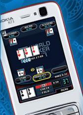 WPT Mobile Screenshots