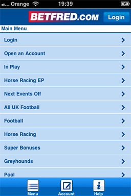 Betfred App