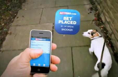 Betfred Tv Advert