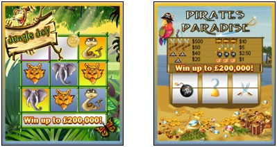 Jungle Joy & Pirates Paradise at Hopa Mobile