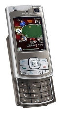 Poker on Mobile Phone